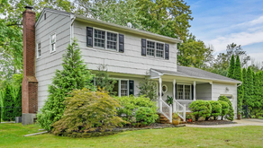 House For Sale Oakhurst, NJ Move-in Ready Classic Colonial