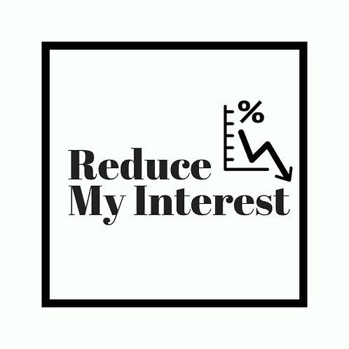 ReduceMyInterest.com