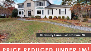 House For Sale 18 Sandy Land Eatontown, NJ