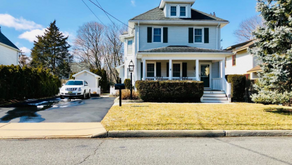 House For Sale 218 Lewis Street Oakhurst, NJ 07755 Great Opportunity!!
