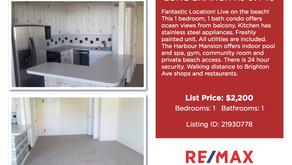 Condo for Rent  Long Branch, NJ - Ocean Ave