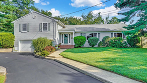 House For Sale Quiet Oasis in sought after West Long Branch!