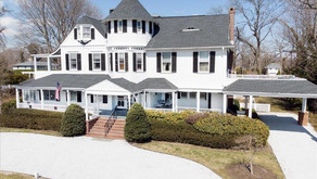 Office Exclusive Elegant Sea Shore Colonial Home Prestigious Elberon,NJ Magnificent 160X504 Lot