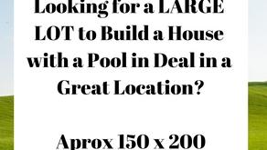Large Lot Deal NJ