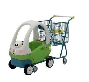 Barn kundvagn