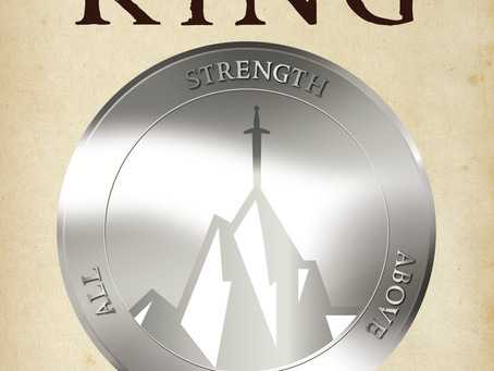 The Beggar King Has Been Published!