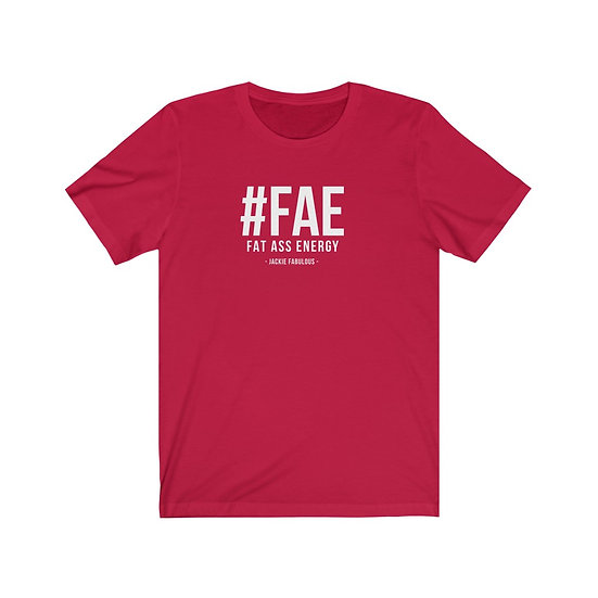 Fat Ass Energy - Hashtag Premium Tee (Multiple Colors)