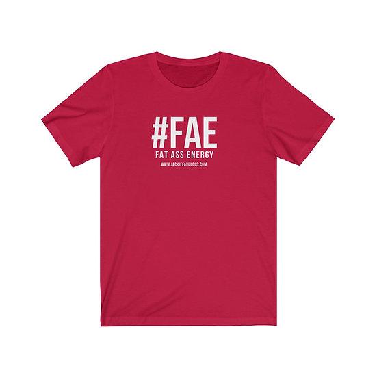 Fat Ass Energy - Hashtag Premium Tee (Multiple Colors)