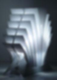 Lampe eco-conçu Téthys MC Liotta