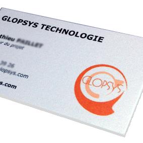 carte de visite glopsys