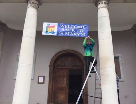 WELCOME BACK TO ST MARY'S 2021 FESTIVAL