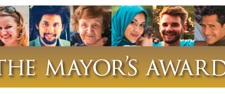 Therapeutic Garden - Mayor's Awards 2020