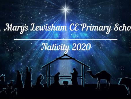 St. Mary's Lewisham CE Primary School Nativity 2020