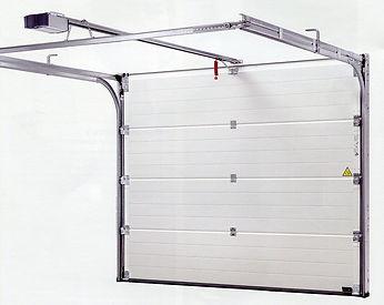 Секционни гаражни врати цени Sectional garage door