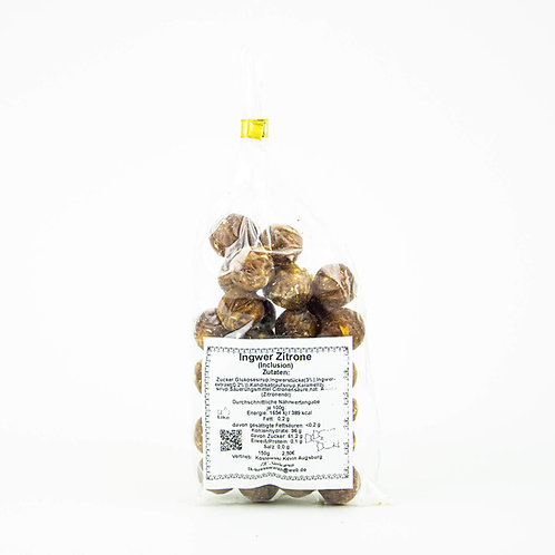Ingwer - Zitrone spezial