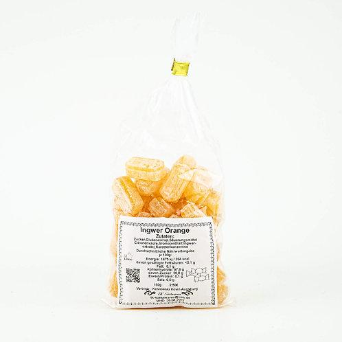 Orange - Ingwer