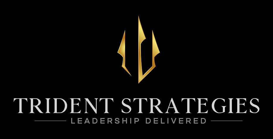 Trident Strategies is a Management Consulting and Leadership firm serving government contractors and commecial partners.