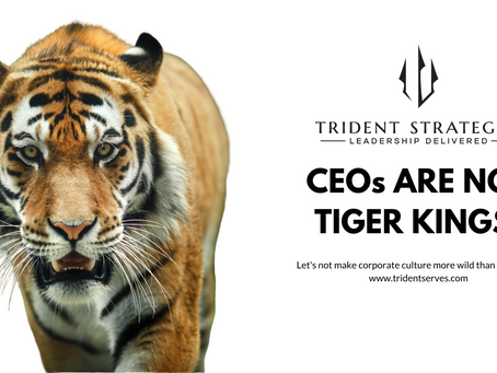 "Top 2 Leadership Lessons from NETFLIX's ""Tiger King"""