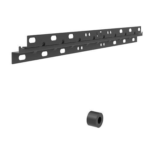 דגם E304 - זרוע ברקן קבועה למסכי 13-58  אינץ'