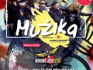 Announcements!! Isle Of Wight Festival & Muzika Malta