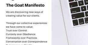Goat Manifesto