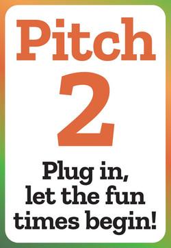 Pitch V2 Sign