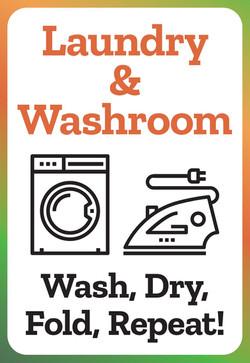 Laundry & Washroom
