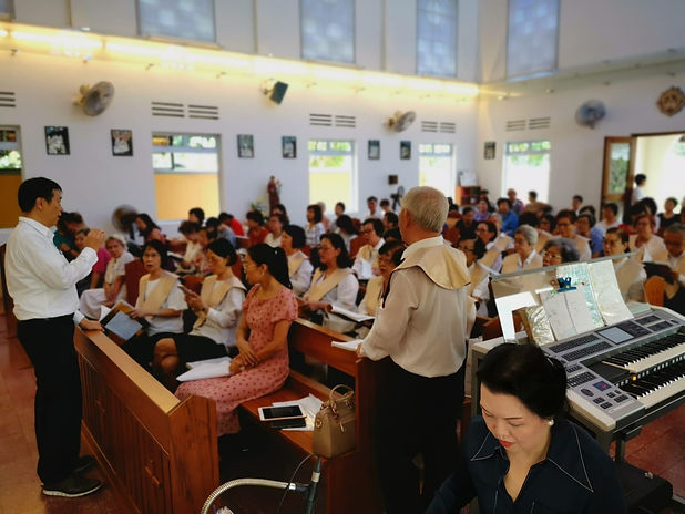 Chinese Community at Mass