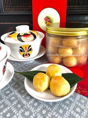 Pineapple Tarts CNY
