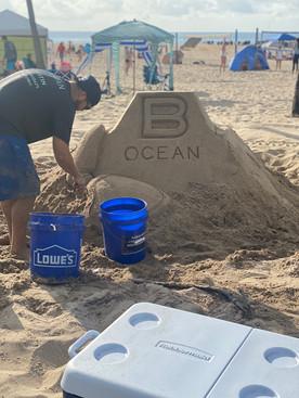 B Ocean Volunteering