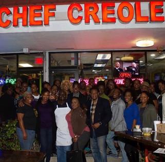 Celebrity Chef Creole