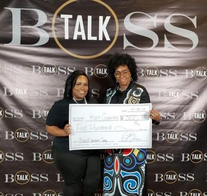 3rd Annual Winner _ BOSS TALK EXPO