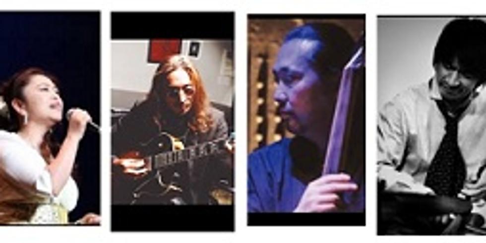 杉山泰史 jazz with 稲葉社子