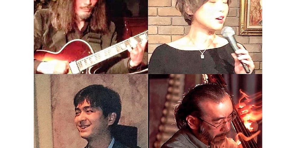 矢藤健一郎バンド with 杉山泰史  jazz night