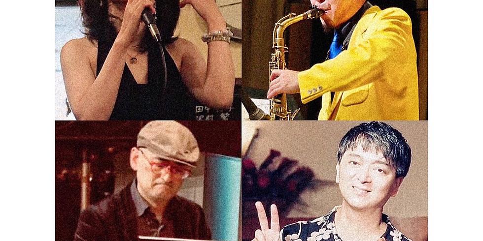矢藤健一郎トリオ with 田中淳子 Jazz night