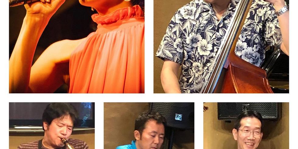 籔中義治ライブ & セッション(Jazz、ボサノバ)