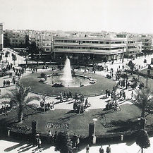 Zina_Dizengoff_Circle_in_the_1940s_edite