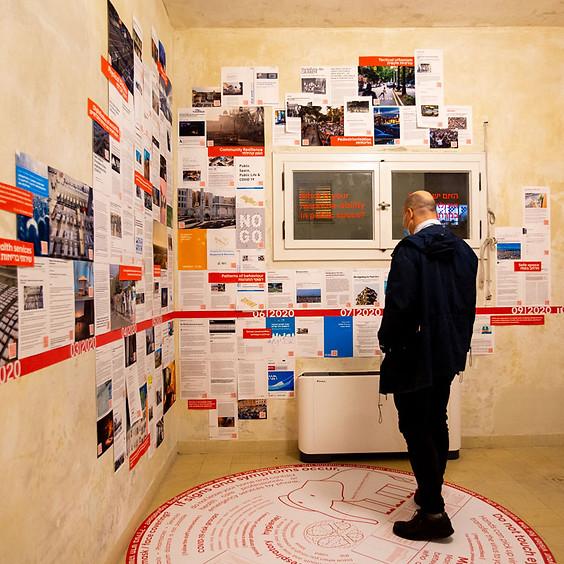 פרידה מהתערוכה ״תשתיות של איכפתיות״, feld72