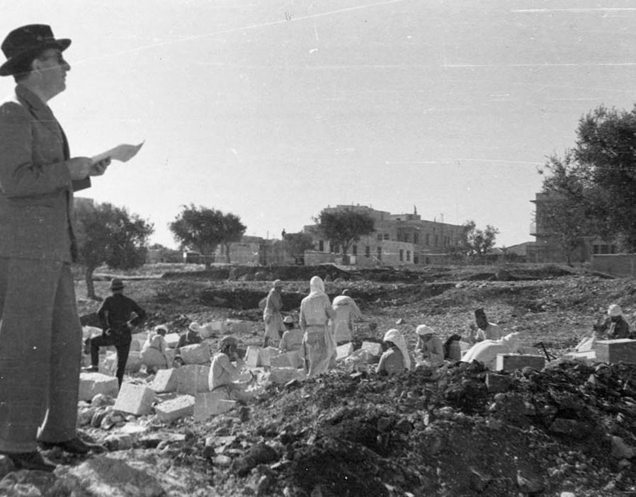 ממעבדת המחקר: פלשתינה ועולם המחר – האדריכלות של אריך מנדלסון כתגובה לפרויקט הציוני