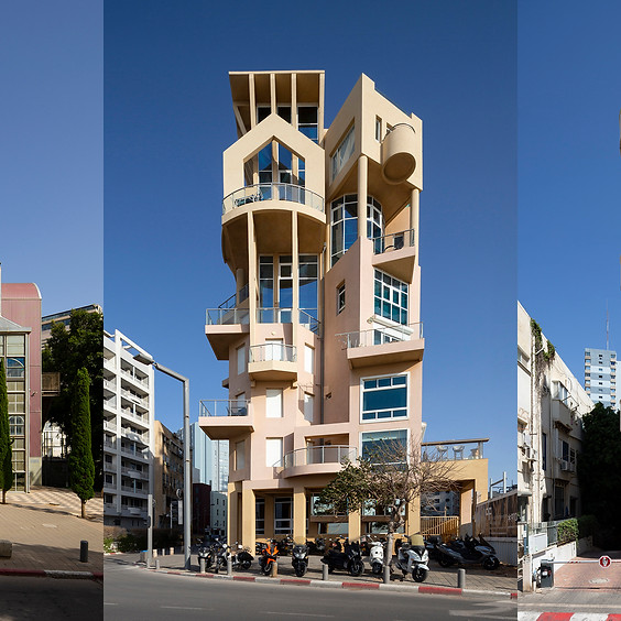 Tour: Pomo - How Tel Aviv's Architecture Changed in the 1980s