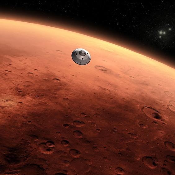 המשימה: מאדים