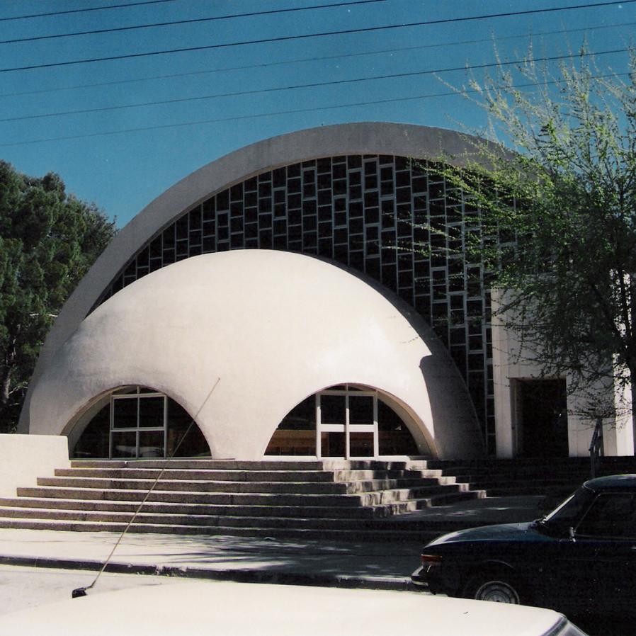 ממעבדת המחקר: הצצה בעבודותיו של האדריכל מרדכי בן־חורין