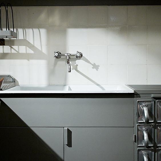 בידוד במטבח - השקת המטבח שהיה אמור לשחרר את האישה