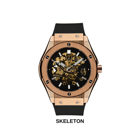 Rose Gold AAPEX watch