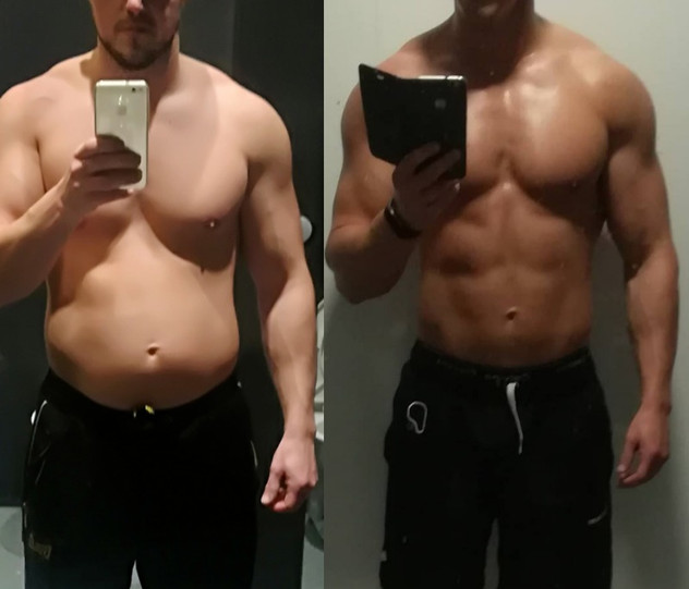 My Personal 100 Day Transformation