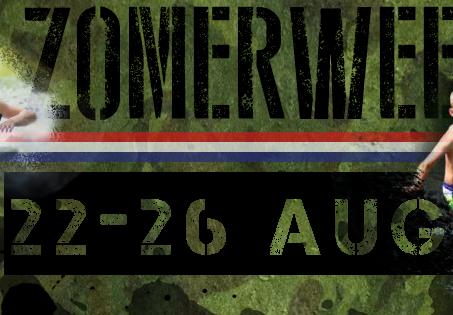 Juventa Zomerweek 22-26 aug.