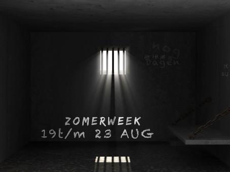 Juventa Zomerweek 19 t/m 23 augustus