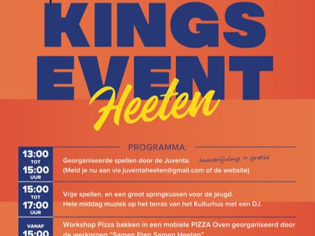 NIEUW: Juventa op Kingsevent!