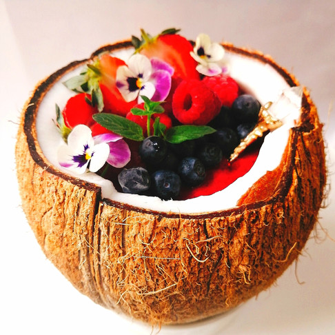 Coconut Smoothie por Iliana