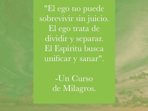 ¿Ego o Alma?